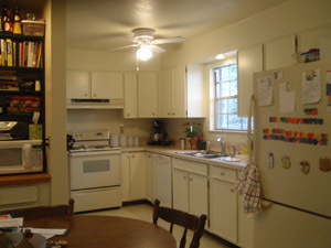 Kitchen- Before
